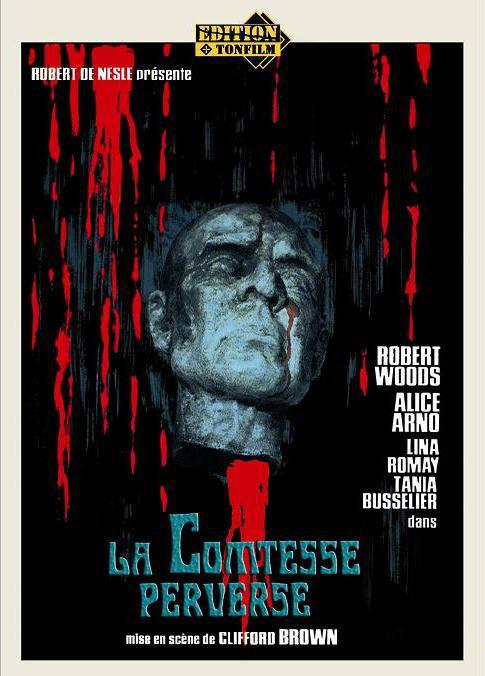 La Comtesse Perverse (OmU) [DVD]