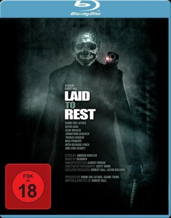 Laid to Rest [Blu-ray]