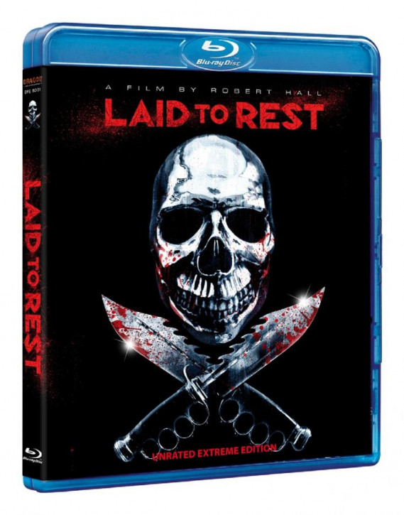 Laid to Rest 1 - Unrated Extreme Edition [Blu-ray]