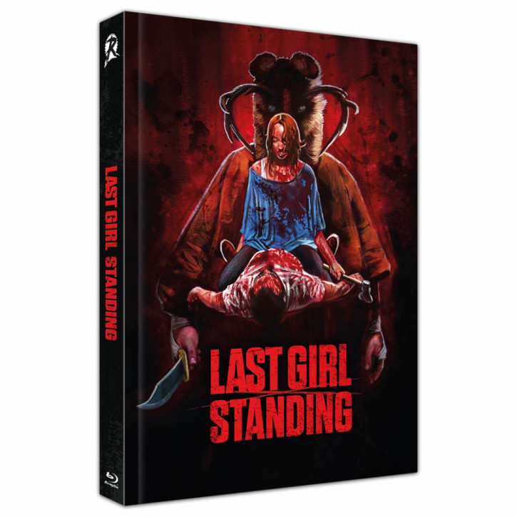 Last Girl Standing - Limited Collectors Edition - Cover B [Blu-ray+DVD]
