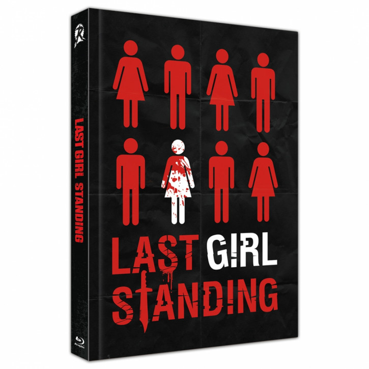 Last Girl Standing - Limited Collectors Edition - Cover C [Blu-ray+DVD]