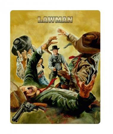 Lawman (Future Pak) [Blu-ray]