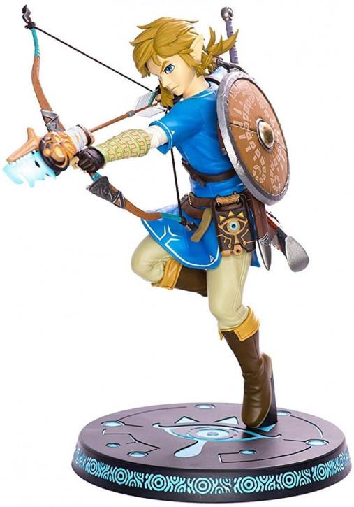 First 4 Figures - Legend of Zelda: Breath of the Wild - Link Figur