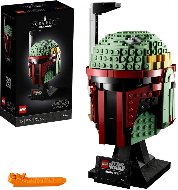 Lego 75277 Star Wars - Boba Fett Helm Bauset