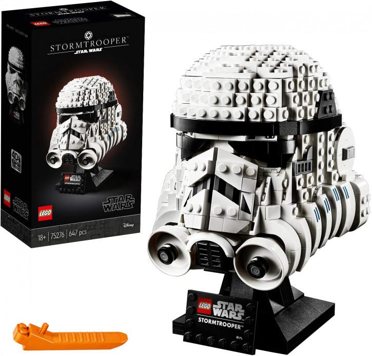 Lego 75276 Star Wars - Stormtrooper Helm Bauset