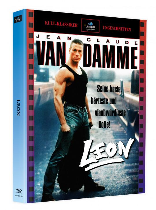 Leon - Mediabook - Cover A [Blu-ray+DVD]