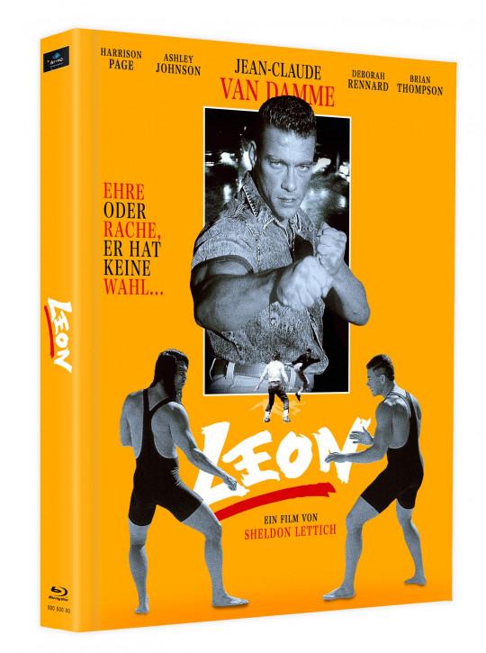 Leon - Mediabook - Cover C [Blu-ray+DVD]