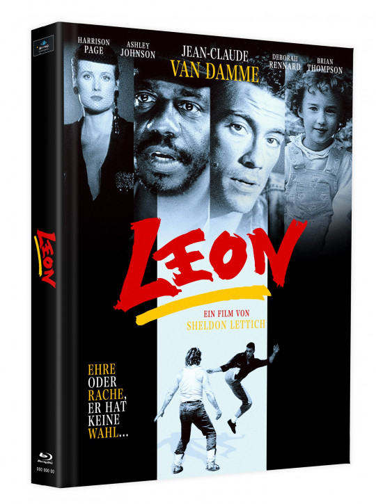 Leon - Mediabook - Cover D [Blu-ray+DVD]