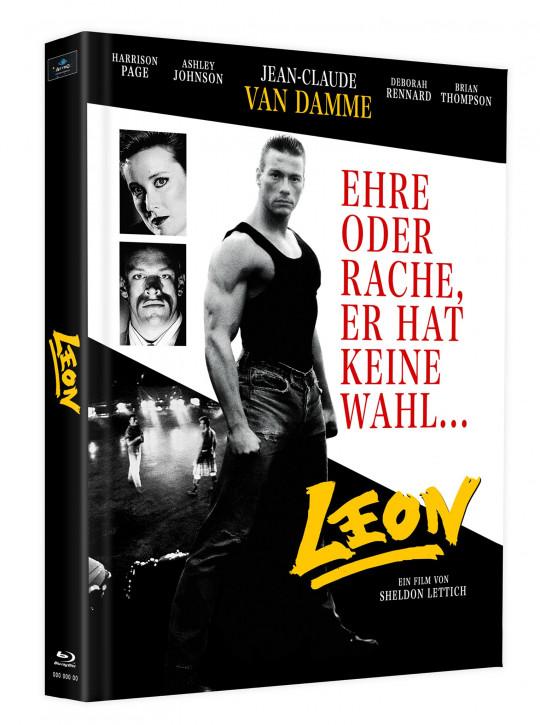 Leon - Mediabook - Cover E [Blu-ray+DVD]