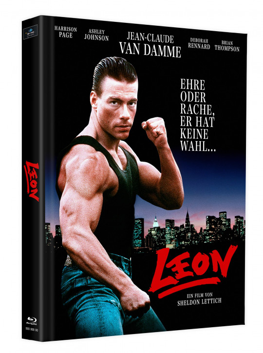 Leon - Mediabook - Cover F [Blu-ray+DVD]