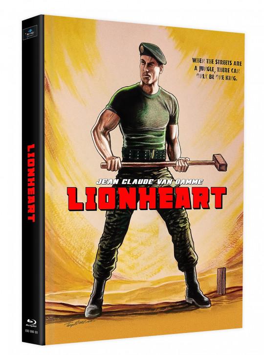 Leon - Mediabook - Cover G [Blu-ray+DVD]