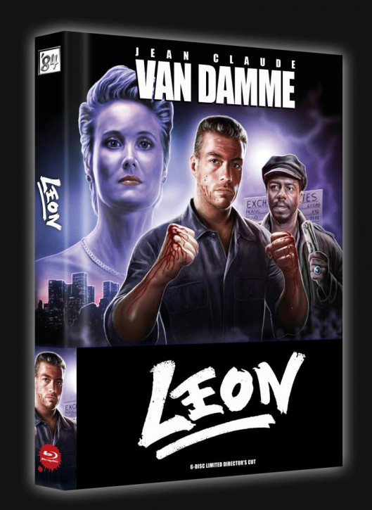 Leon - Limited Collector's Edition - Cover A [Blu-ray+DVD]