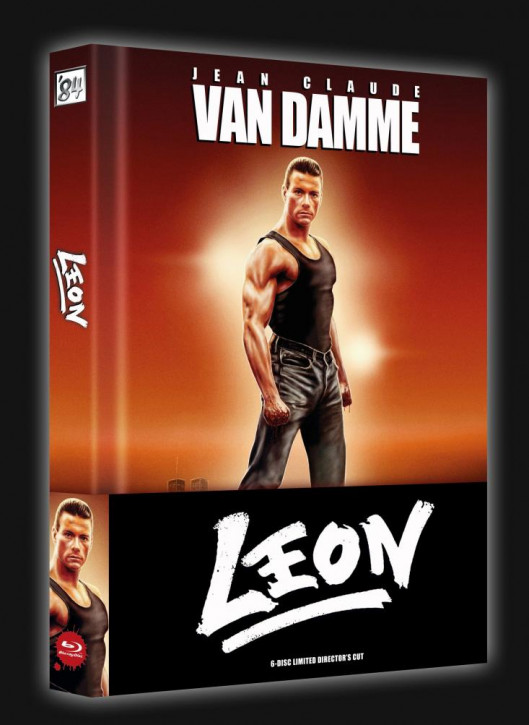Leon - Limited Collector's Edition - Cover B [Blu-ray+DVD]