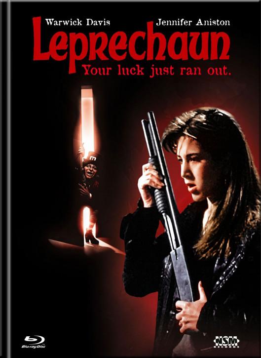 Leprechaun - Mediabook - Cover B [Blu-Ray+DVD]