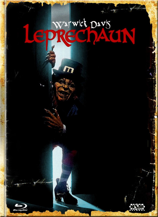 Leprechaun - Mediabook - Cover C [Blu-Ray+DVD]