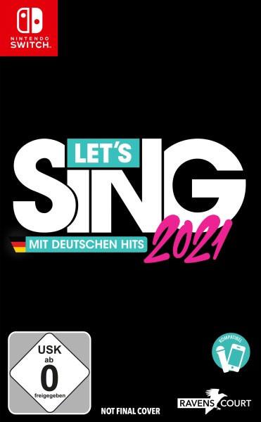 Lets Sing 2021 incl 2 Mics mit deutschen Hits [Nintendo Switch]