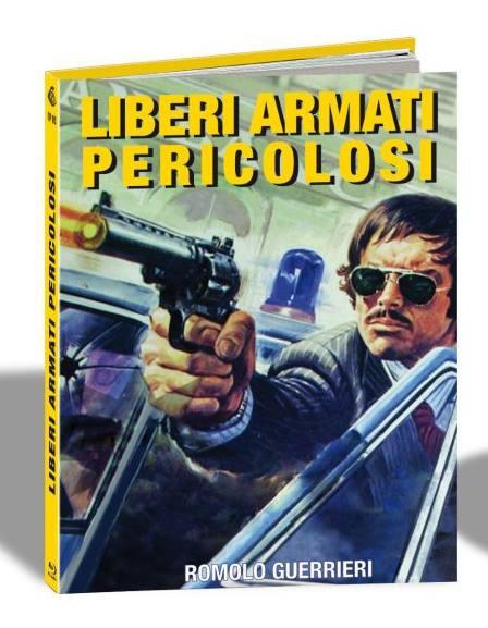 Bewaffnet & Gefährlich - Limited Mediabook Edition - Cover A [Blu-ray]