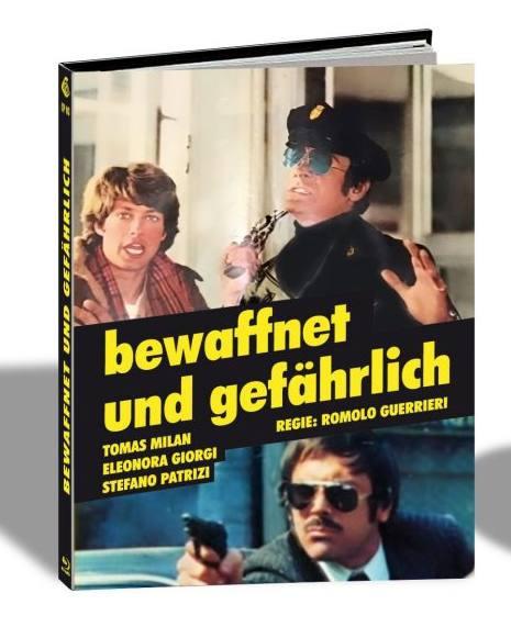 Bewaffnet & Gefährlich - Limited Mediabook Edition - Cover C [Blu-ray]