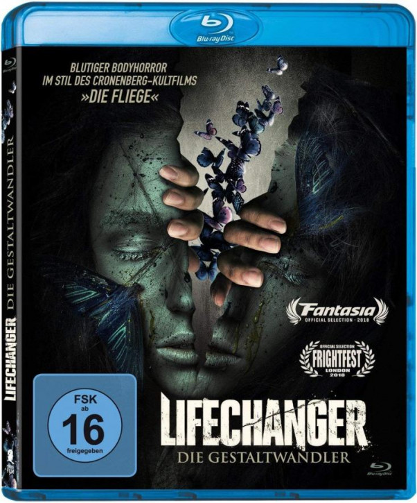 Lifechanger - Die Gestaltwandler [Blu-ray]