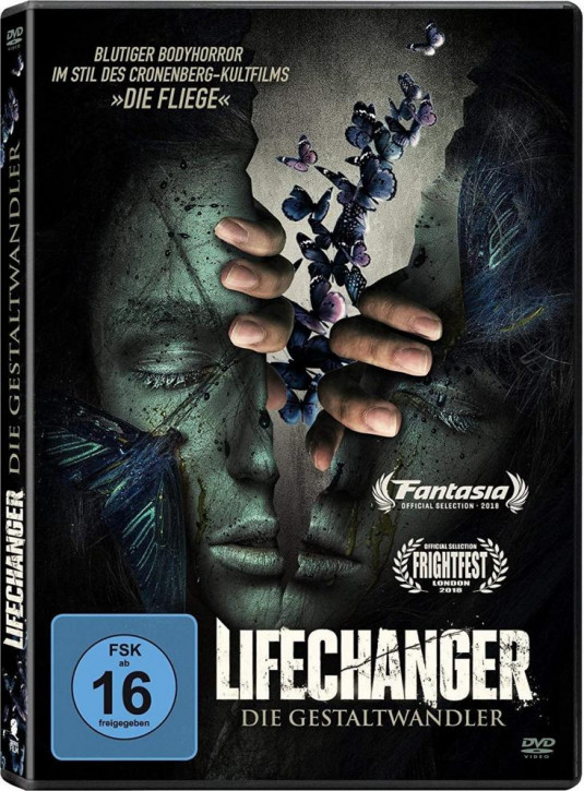 Lifechanger - Die Gestaltwandler [DVD]