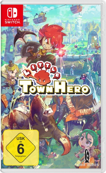 Little Town Hero Big Idea Edition [Switch]