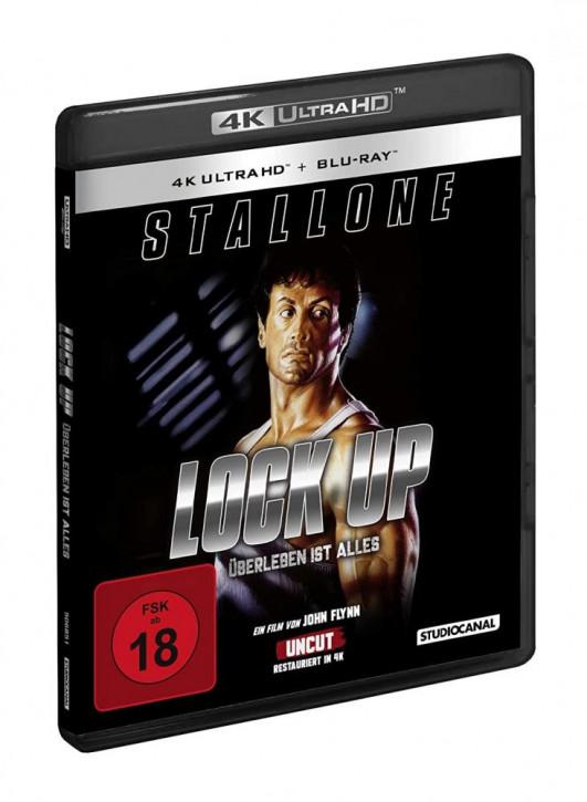 Lock up - Überleben ist alles [4K UHD Blu-ray]