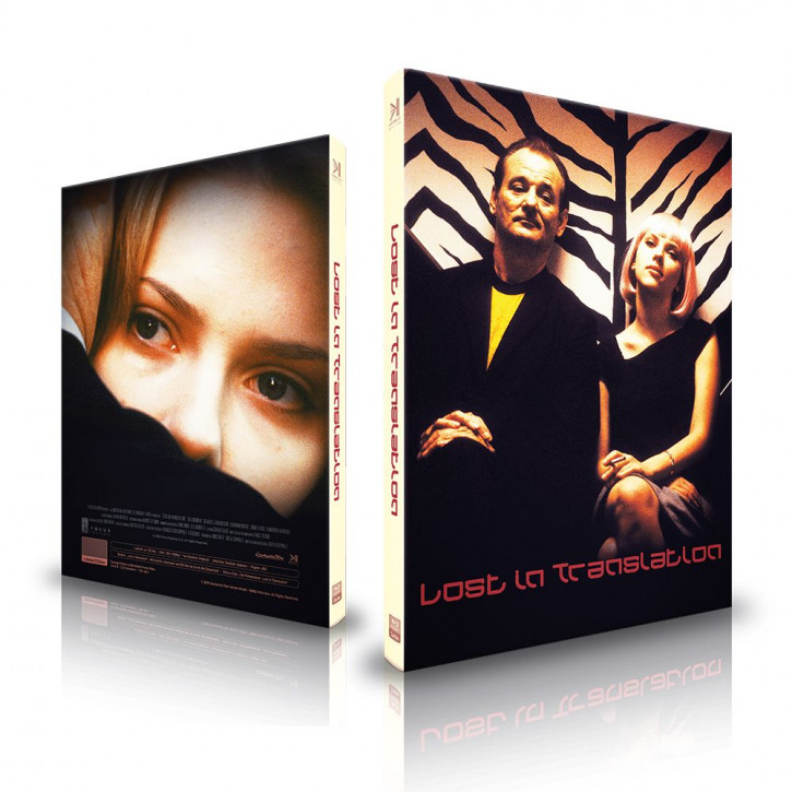 Lost in Translation - Mediabook - Cover B [Blu-ray]