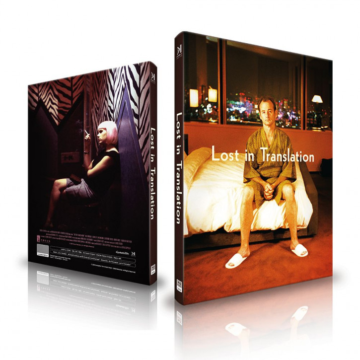 Lost in Translation - Mediabook - Cover C [Blu-ray]