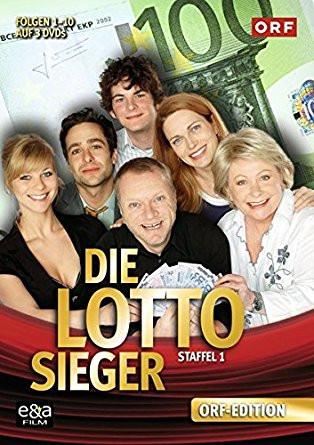 Die Lottosieger: Die komplette erste Staffel [DVD]