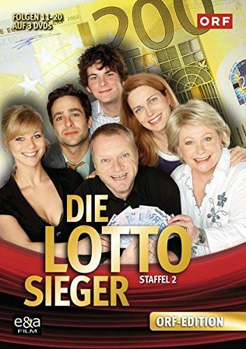 Die Lottosieger: Die komplette zweite Staffel [DVD]