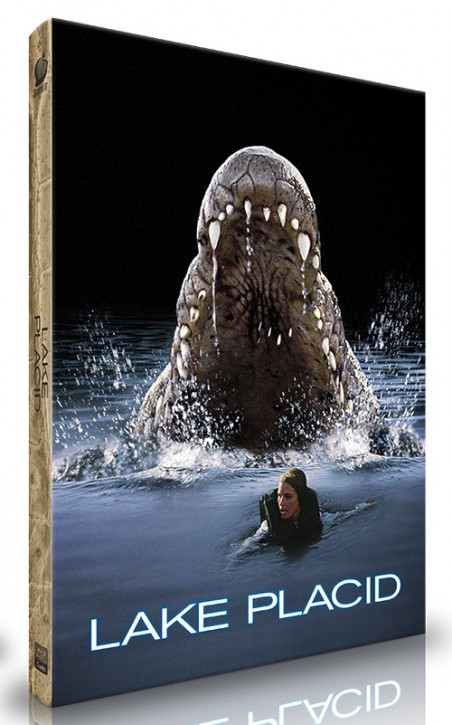 Lake Placid  - Limited Mediabook Edition - Cover C [Blu-ray]