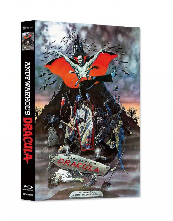 Andy Warhol's Dracula - Limited Mediabook Edition - Cover B [Blu-ray+DVD]