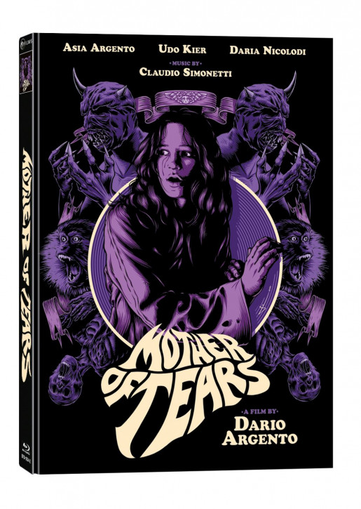 Mother of Tears - Limited Mediabook Edition - Cover E [Blu-ray+DVD]