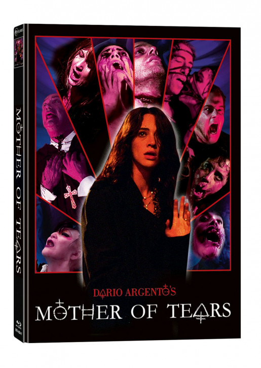 Mother of Tears - Limited Mediabook Edition - Cover F [Blu-ray+DVD]