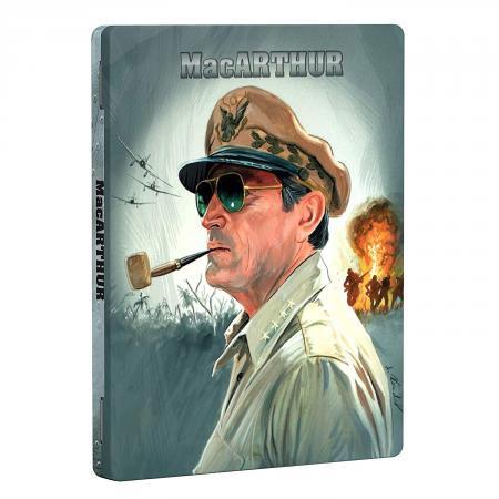 MacArthur (Future Pak) [Blu-ray]