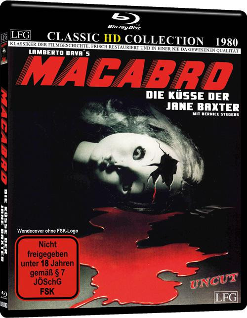 Macabro - Die Küsse der Jane Baxter (Classic HD Collection #3) [Blu-ray]
