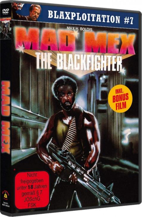 Mad Mex - The Blackfighter & Black Platoon [DVD]