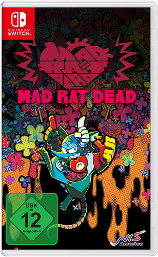 Mad Rat Dead [Nintendo Switch]