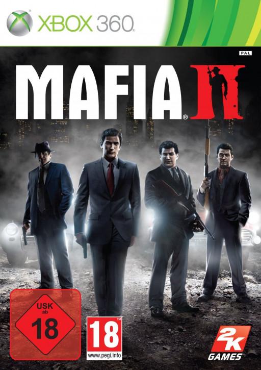 Mafia II (uncut) [Xbox 360]