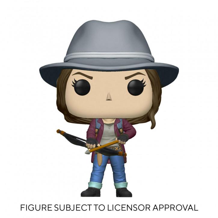 FunKo Television: The Walking Dead - Maggie w/Bow - Pop Vinyl Figure