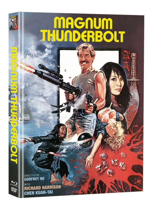 Magnum Thunderbolt - Limited Mediabook Edition [Blu-ray+DVD]