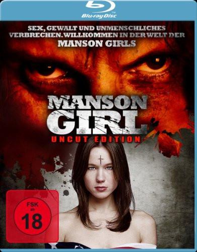 Manson Girl - Uncut Edition [Blu-ray]