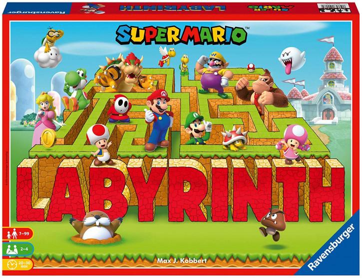 Super Mario - Labyrinth