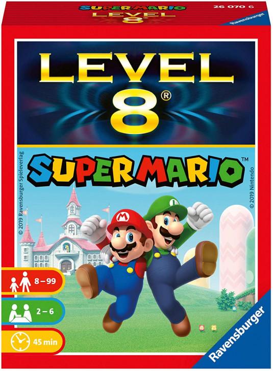 Super Mario - Level 8