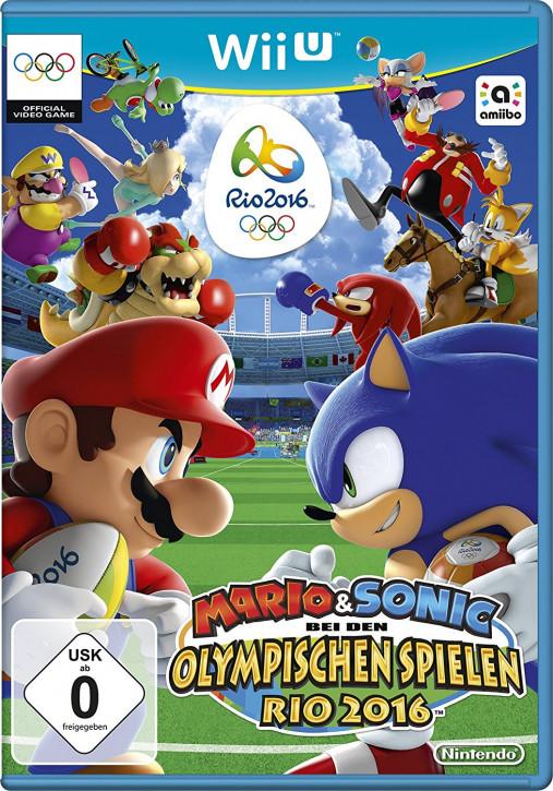 Mario & Sonic bei den Olympischen Spielen Rio 2016 [Wii U]