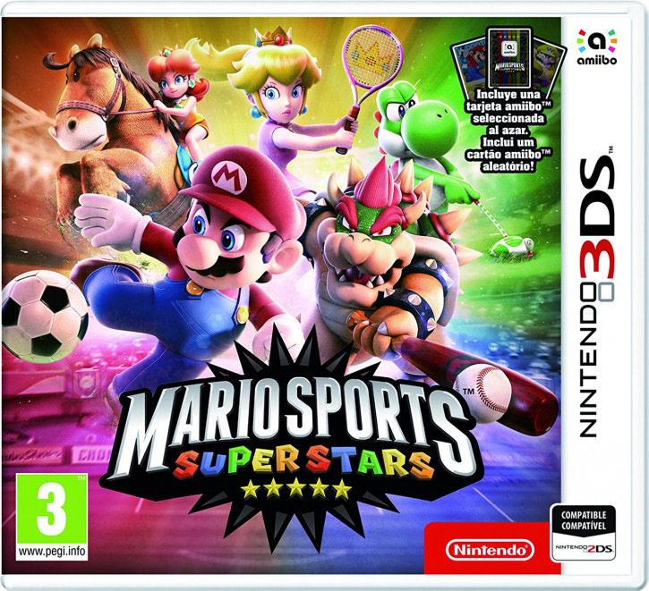 Mario Sports Superstars [N3DS]