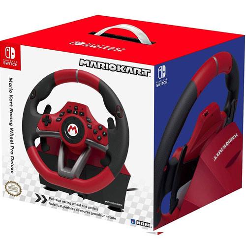 Mario Kart Racing Wheel Pro Deluxe [Nintendo Switch]