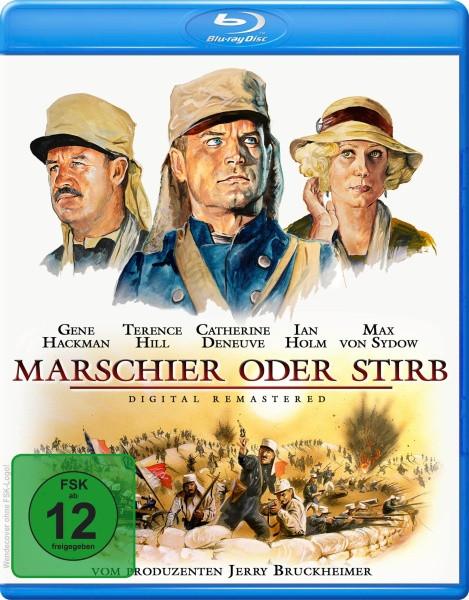 Marschier oder stirb [Blu-ray]