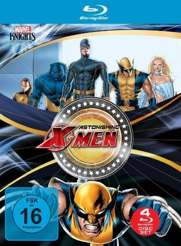 Marvel Knights - Astonishing X-Men Box (OmU) [Blu-ray]