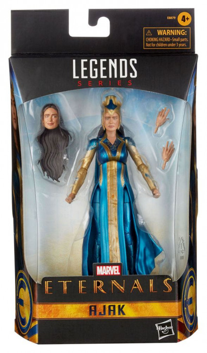 Marvel Legends Series Eternals Actionfigur 2021 - Ajak